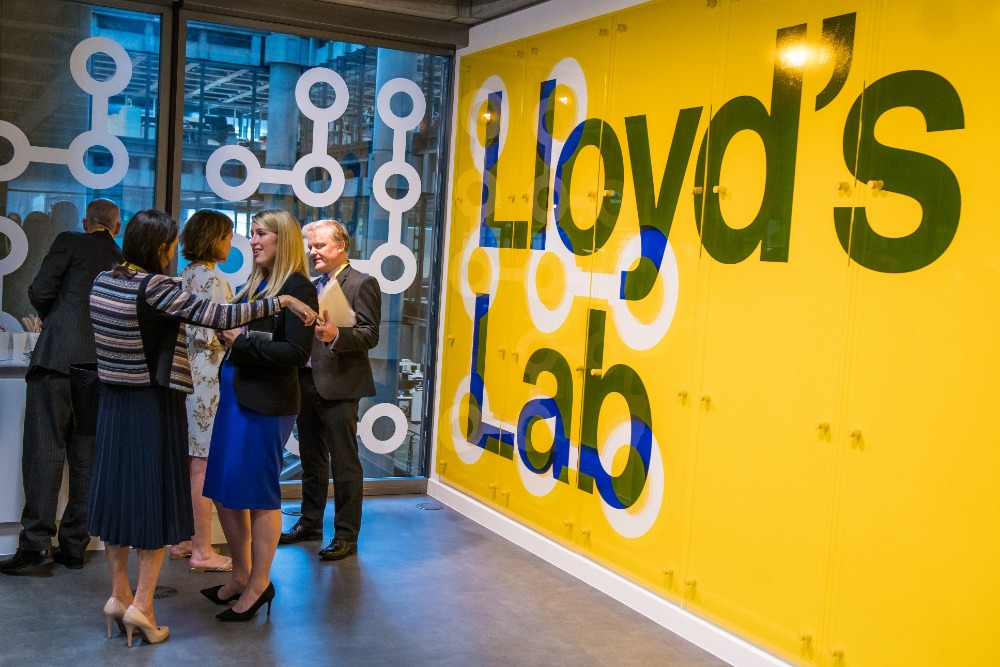 Innovative InsurTech businesses take note - Lloyd's Lab wants to hear from you